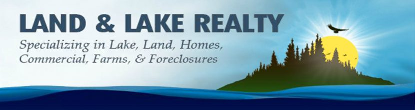 Land and Lake Realty Logo